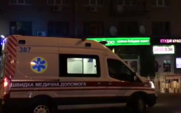 Іномарка знесла пенсіонерку-порушницю в Києві