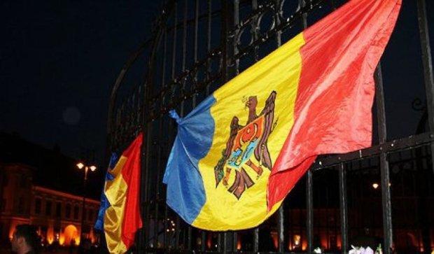 """У Молдові поліція розігнала наметове """"Містечко свободи"""" (відео)"""