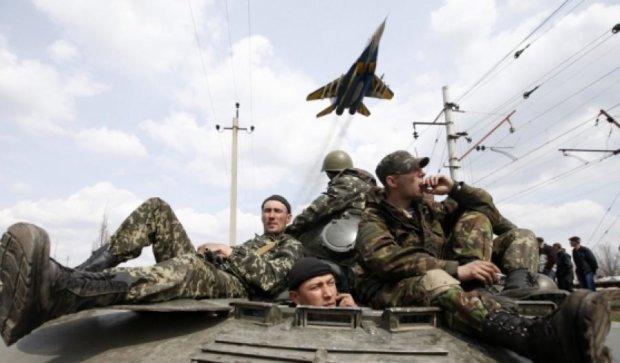 Двое бойцов АТО получили ранения на Донбассе