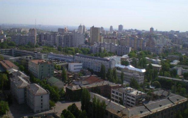 Киевские высотки угрожают жителям