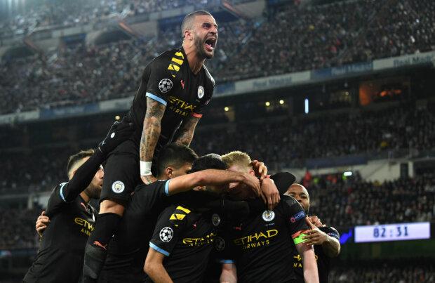 Манчестер Сити обыграл Реал в матче Лиги чемпионов, Getty Images