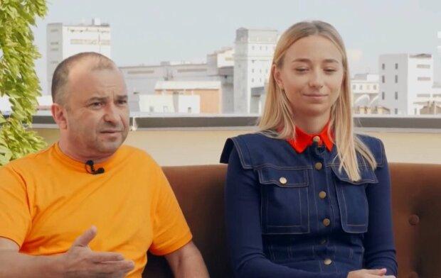 Катя Репяхова и Виктор Павлик / скриншот из видео