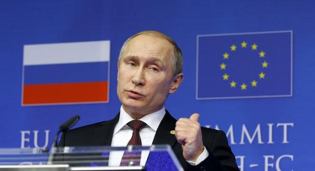 """Путін остаточно збожеволів: """"ЄС - свині, що підхрюкують США"""""""