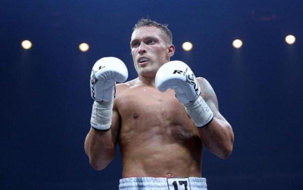 Кращий з кращих: Олександр Усик потрапив в найпрестижніший боксерський рейтинг