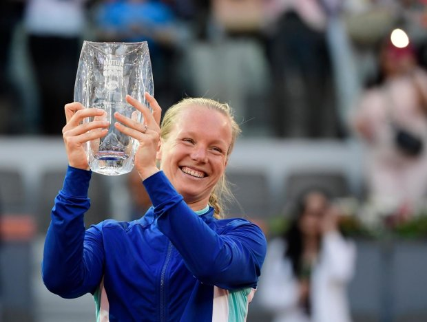 Красуня з Голландії тріумфально виграла перший серйозний титул у кар'єрі