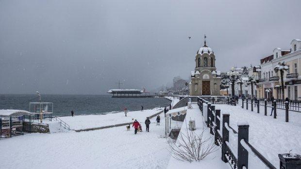 Оккупанты заявляют о нашествии туристов в Крыму: смехотворная статистика