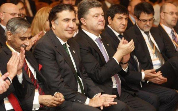 Саакашвили больше не украинец: западная пресса в шоке