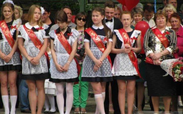 Крымская выпускница показала пример патриотизма