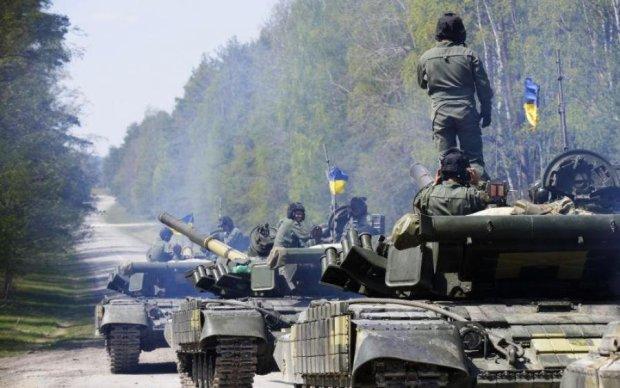 Украинские танки на дорогах всполошили поляков