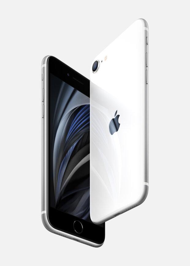 iPhone SE 2, фото Apple