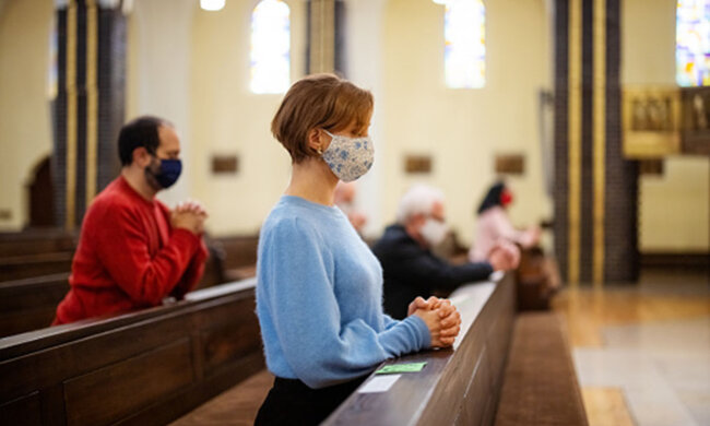 Молитва, фото gettyimages