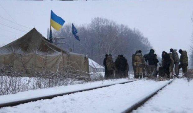 Ю.Загородній: Блокада Донбасу - технологія приходу до влади