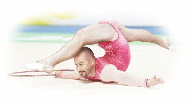 Мужская художественная гимнастика, фото Facebook
