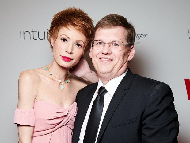 Невеста Розенко показала, как развлекается с депутатом: фото