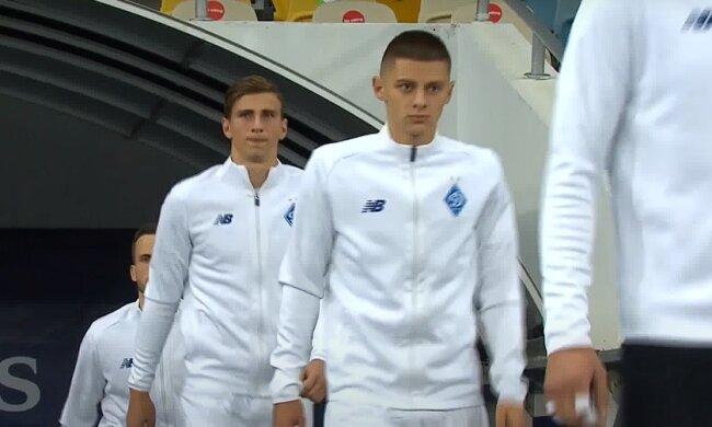 """Динамо"" Київ, скріншот: Youtube"