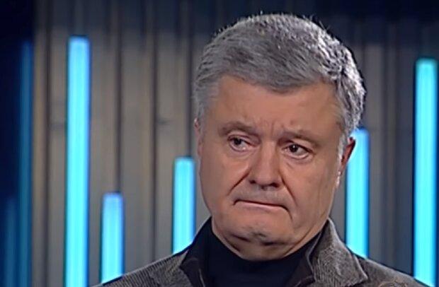 Петр Порошенко, скриншот YouTube