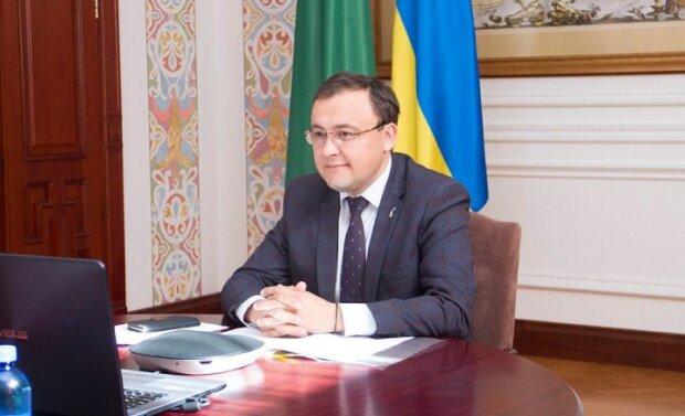 Заступник міністра закордонних справ Василь Боднар, фото: МЗС