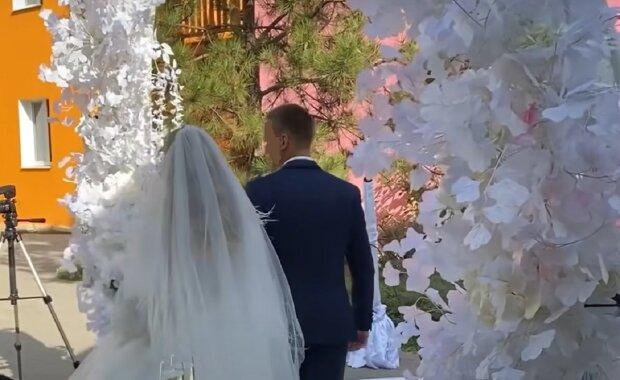 Весілля, кадр з відео, зображення ілюстративне: YouTube