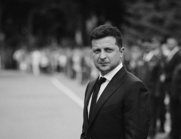 Владимир Зеленский, фото с Instagram