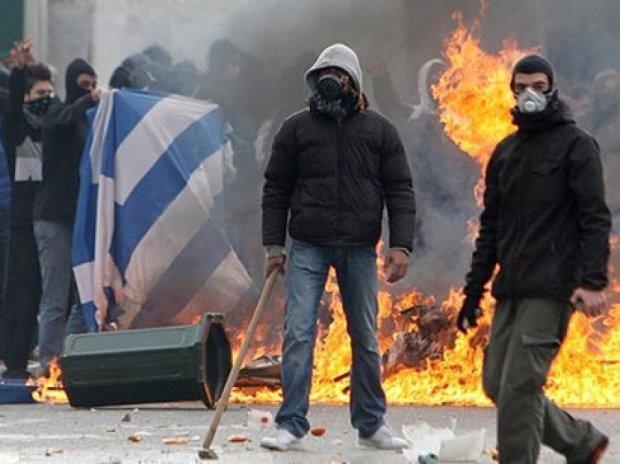В Греции задержали  бунтаря из Украины - The Independent