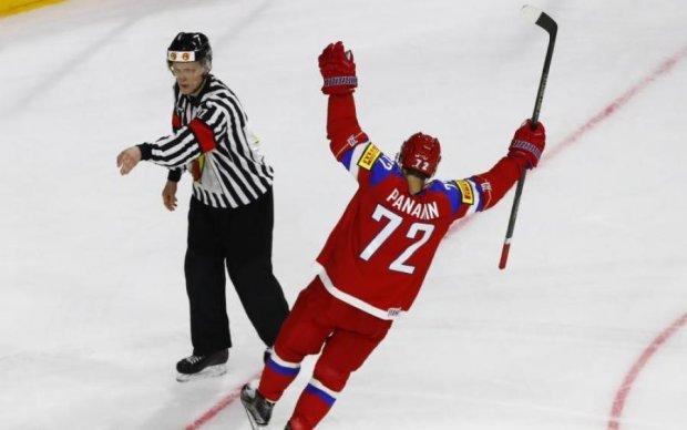 ЧС-2017 з хокею: Швеція поступилася Росії по буллітах