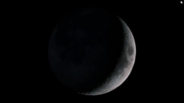 Світ вперше побачив зворотний бік Місяця: унікальні фото