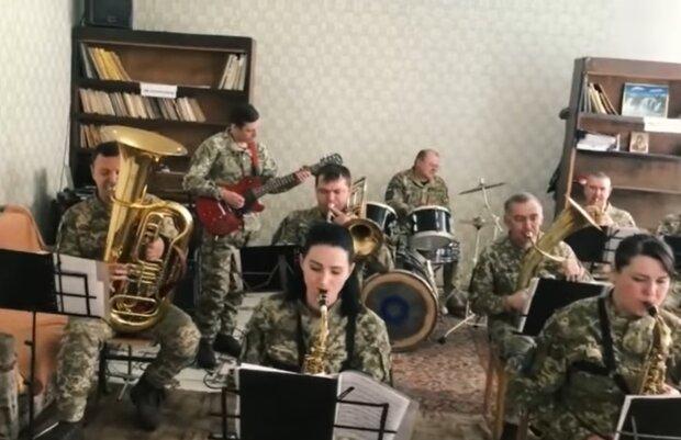 "Оркестр 93 бригады ""Холодный яр"", facebook.com/93OMBr"