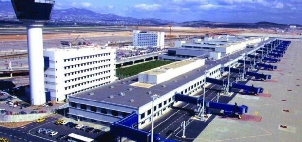 Аэропорт в Афинах, фото из открытых источников