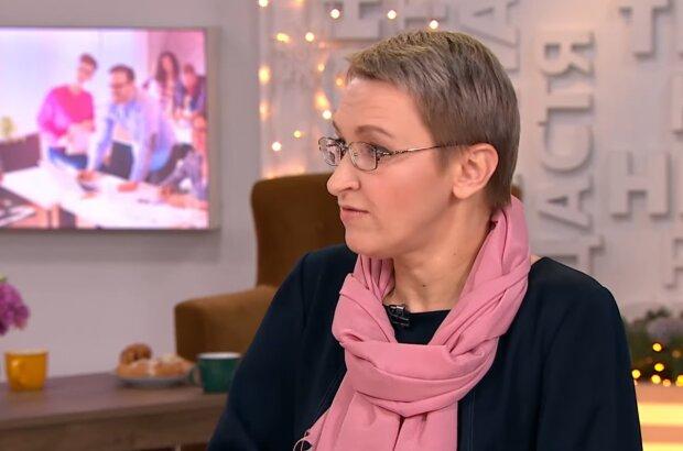 Елена Бондаренко, кадр из видео