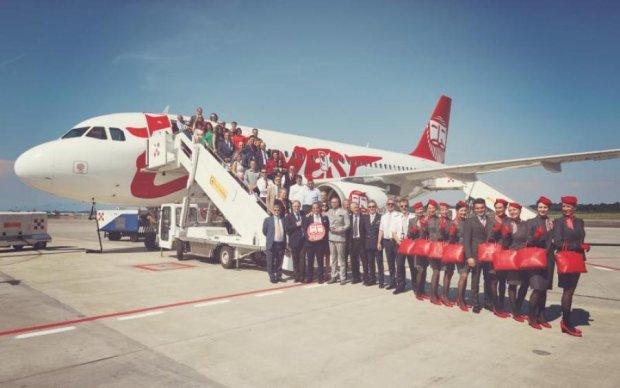 Ernest Airlines в Украине: любимый лоукостер заробитчан запускает новые рейсы