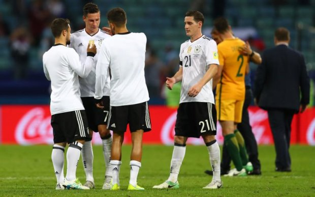 Кубок конфедерацій: Німеччина обіграла Австралію у результативному матчі