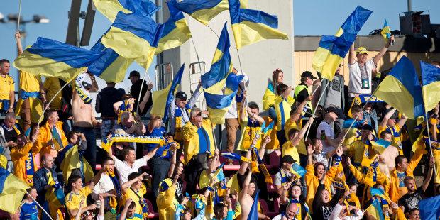 Збірна України з футболу зіграє проти росіян