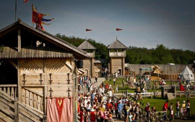 На День Незалежності під Києвом пройде шоу історичних персонажів