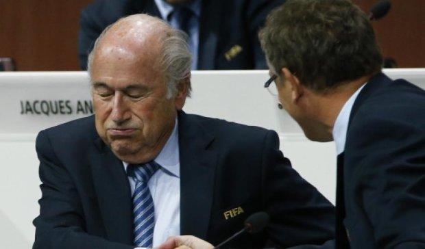ФІФА розпочинає власне розслідування корупційного скандалу