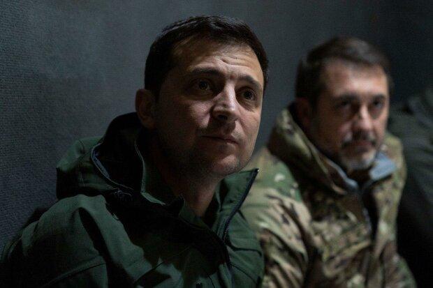 """В ООС заявили, кем были бойцы, с которыми общался Зеленский: """"Находятся в Золотом нелегально"""""""