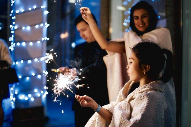 Новый год, ГИН-Сервис