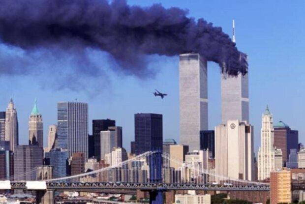 Теракт 11 сентября, фото из свободных источников