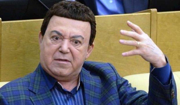 Парик дыбом: Кобзон не пускает российскую участницу на Евровидение в Киев