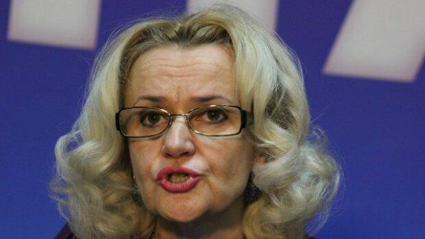 Ирина Фарион, фото: varianty.lviv.ua