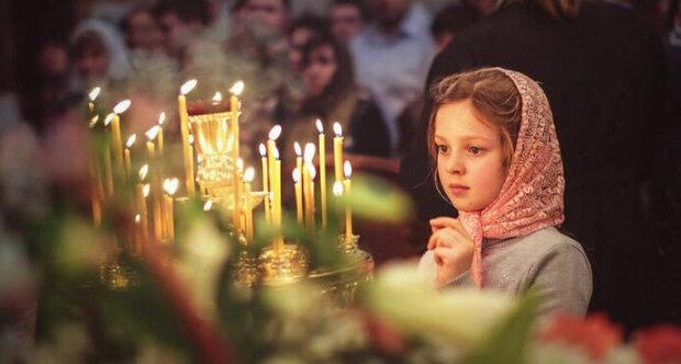 дитина у храмі