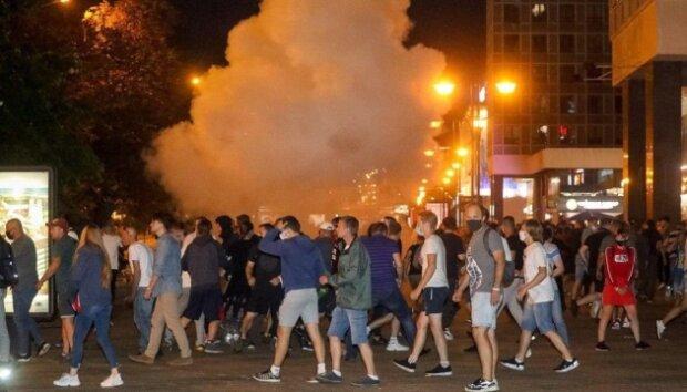 Протести у Білорусі, фото: youtube