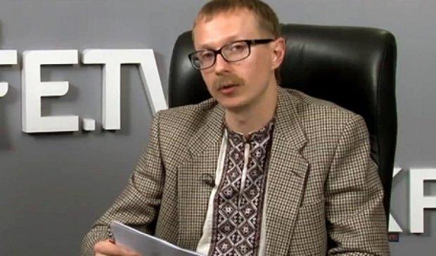 Для Майкла Щура на війні підготували місце прес-офіцера