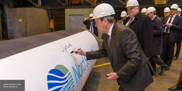 будівництво путінського газопроводу