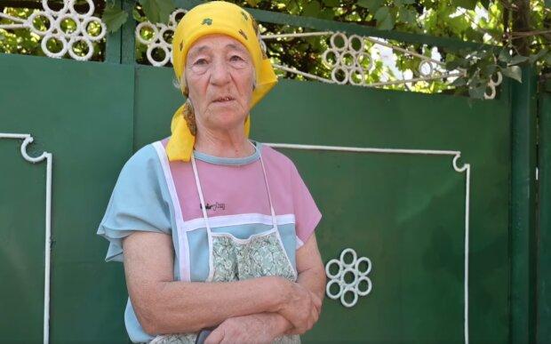 Пенсионерка, фото: youtube