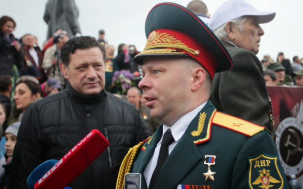 У бойовиків з'явився новий Путін