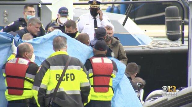 Поліція, фото: CBS Baltimore