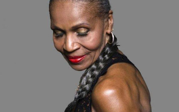 Бабушкой не назовешь: история 80-летней культуристки