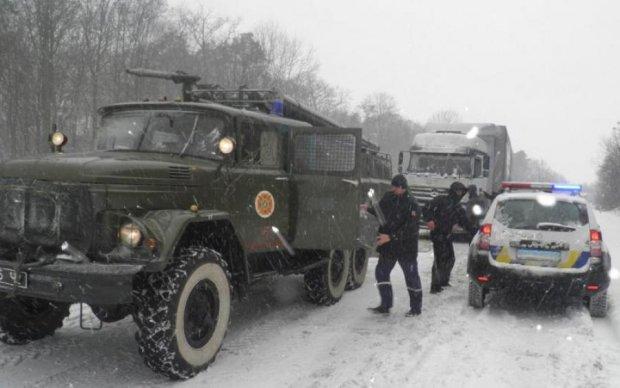 В Україні сталося більше 1000 ДТП за кілька днів: поліція в паніці