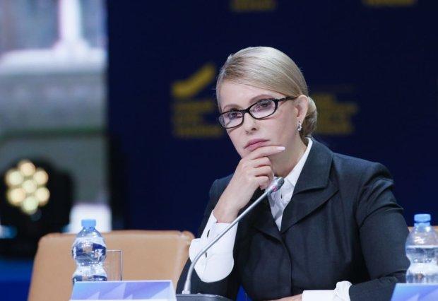 """Тимошенко неожиданно вспомнила молодость: """"Я очень рано начала"""""""