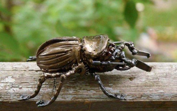 Роботы-жуки спасут человечество от катастроф